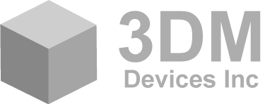 3DM Logo